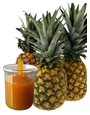 Natural Pineapple Pulp