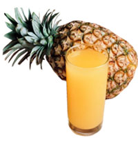Aseptic Pineapple Juice